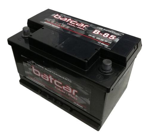 Imagen 1 de 9 de Bateria Batcar 12x85 B-85 Auto Blindada Libre Mantenimiento
