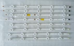Kit Semi-completo Barras Led Lg 42ln549c 42ln549e 42lp360h