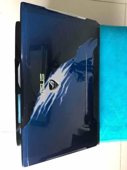Notebook Gamer Asus G51j Core I7 8gb Ram Gts 1gb