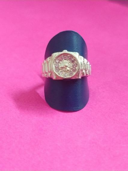 Anillo de plata 925 con 4 circonita plata dedo anular anillo rhodiniert zig-Zack