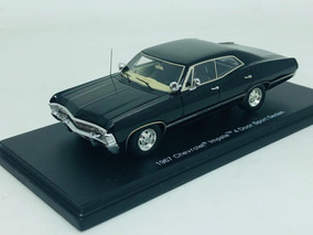 Chevrolet Impala 1967 Supernatural 1:43 True Scale Raridade!