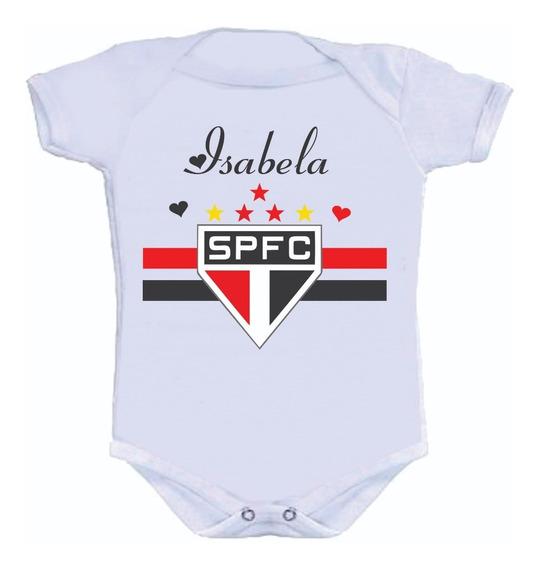 Body São Paulo Futebol Bori Sãopaulino