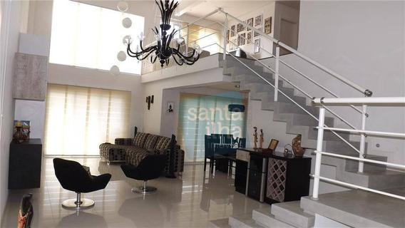 Casa Condomínio Fechado No Campeche, Venda E Locação - Ca0061