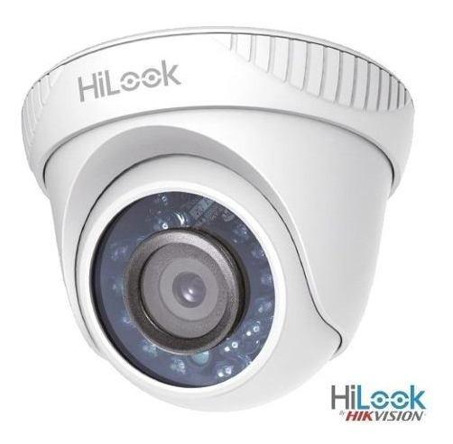 Camera Dome Hd Hilook Thc-t110c-p Ir 20m Lente 2,8mm 4 Em 1