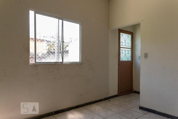 Casa Para Aluguel - Floramar, 2 Quartos, 100 - 893035637