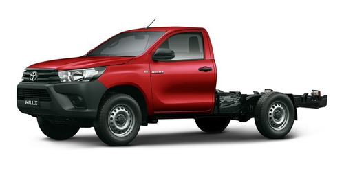 Toyota Hilux Cabina Y Chasis 4x2 Dx Mt