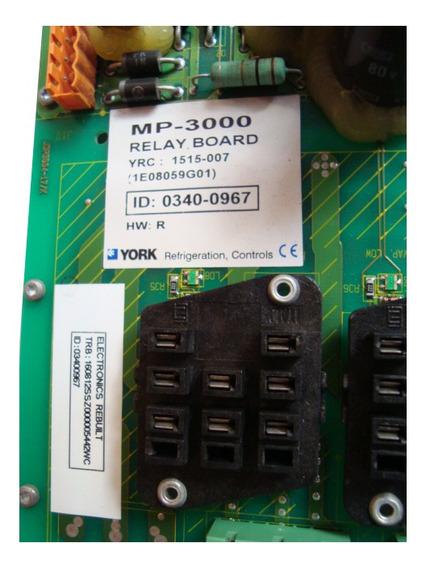 Placa De Controle Relay Board Mp300