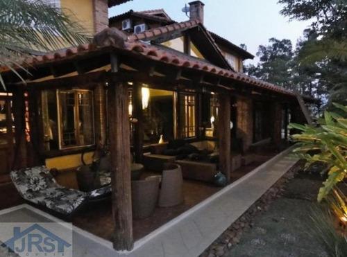 Imagem 1 de 19 de Sobrado Com 3 Dormitórios À Venda, 550 M² Por R$ 2.300.000,00 - Alphaville 09 - Santana De Parnaíba/sp - So0597