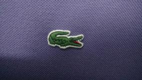 Camisa Lacoste Importada Do Canadá Tamanho 4