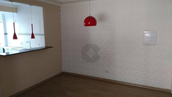 Apartamento Com 2 Dormitórios À Venda, 46 M² Por R$ 135.000,00 - Aparecidinha - Sorocaba/sp - Ap8037