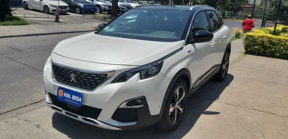 Peugeot 3008 1.6 Thp 165 Auto Gt Line 2018 Nuevo!