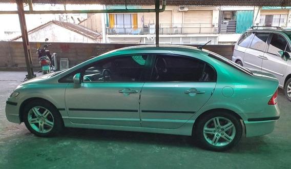Honda Civic 1.8 Exs At 2009 - Muy Bueno !!.