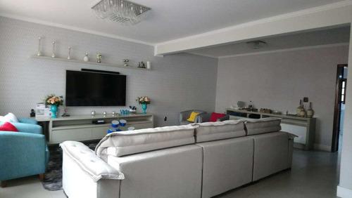 Imagem 1 de 23 de Sobrado Com 3 Dorms, Campestre, Santo André - R$ 1.45 Mi, Cod: 3645 - V3645