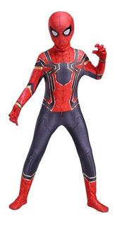 Disfraz Para Niño Spiderman Avengers