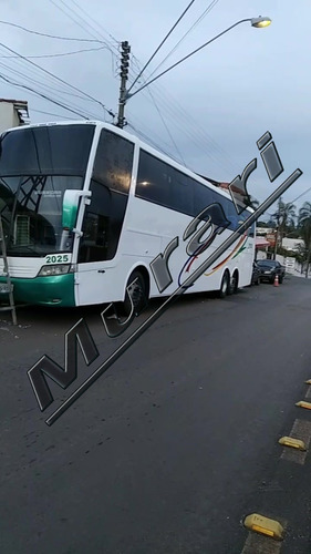 Imagem 1 de 7 de Busscar Jumbuss Ld P400 Scania K380 Ano 2006  46 Lug Ref 699