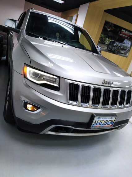 Jeep Grand Cherokee 4g Limited 4x4