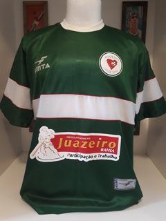 Camisa Futebol Preparada Jogo Juazeiro Bahia