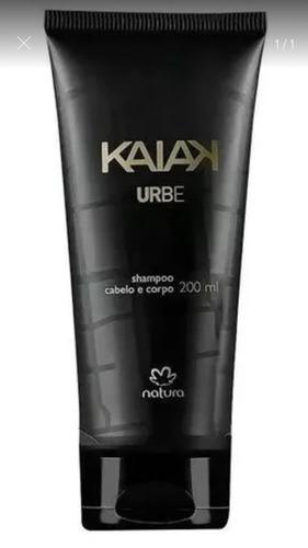 Shampoo Cabelo E Corpo 200ml Natura Kaiak Urbe