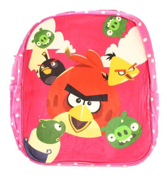 Atacado! 5 Mochila De Pelucia Infantil Personagens Monster