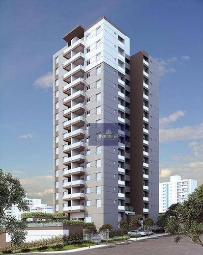 Apartamento À Venda, 82 M² Por R$ 943.000,00 - Vila Mariana - São Paulo/sp - Ap27631