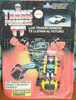 Antex Robocar Transformers G1 Minibot Windcharger Tailgate