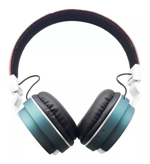 Fone De Ouvido Sem Fio Bluetooth Altomex A-839 Fm P2 Sd