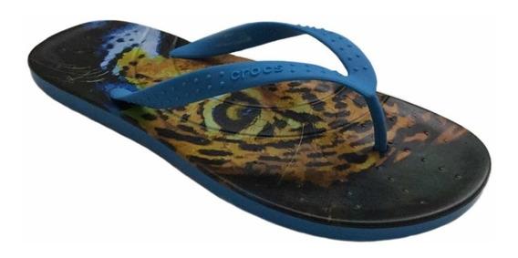 Crocs Sandalia Unisex Chawaii Leopard De Outlet