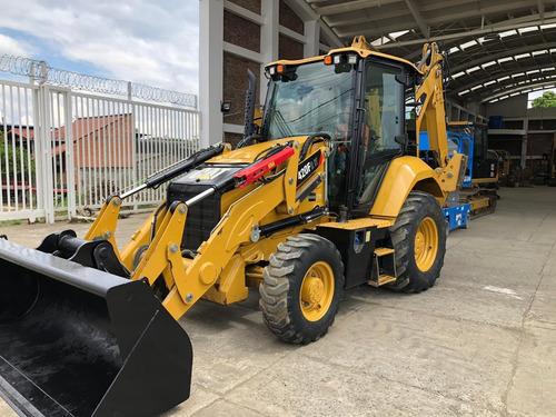 Retroexcavadora Caterpillar 420f2it Modelo 2019  Horas 1.100