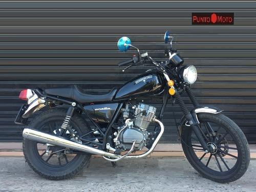 Zanella Patagonia Eagle 150 Black !!puntomoto!! 11-2708-9671
