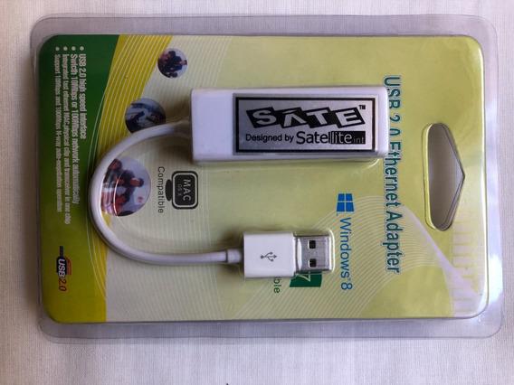 Adaptador Usb 2.0 Ethernet Adapter Original