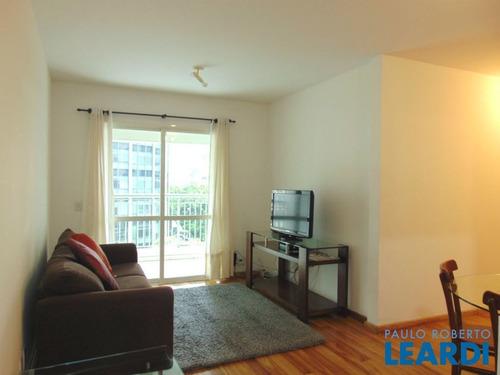 Imagem 1 de 14 de Apartamento - Consolação  - Sp - 516941