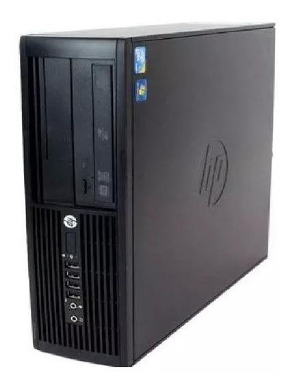 Computador Hp 6005 Pro Phenom Ii X4 4gb De Ram E Hd 500gb