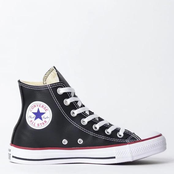 Tênis Converse Chuck Taylor All Star New Malden Hi Em Couro