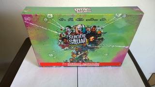 Suicide Squad Coffret Steelbook Edition Spéciale Fnac Br 3d
