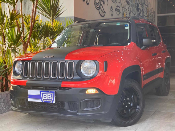 Jeep Renegade 2017 Automatico 36.000km Unico Dono