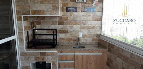 Apartamento À Venda, 83 M² Por R$ 550.000,00 - Gopoúva - Guarulhos/sp - Ap13482