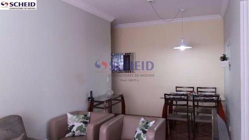 Imagem 1 de 15 de Apartamento De Dois Dormitórios; 1 Vaga, Vila Marari - Mc3566
