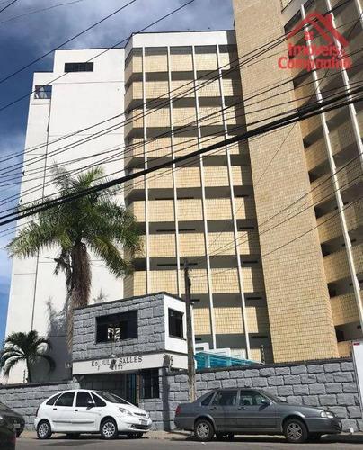 Apartamento Com 3 Dormitórios À Venda, 129 M² Por R$ 380.000,00 - Dionisio Torres - Fortaleza/ce - Ap1562