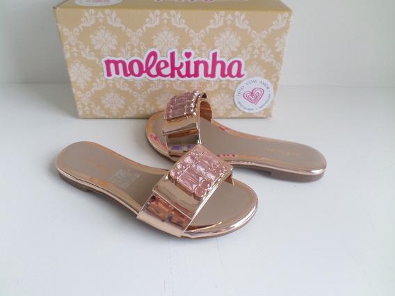 Tamanco Infantil Molekinha Ref-2309.100