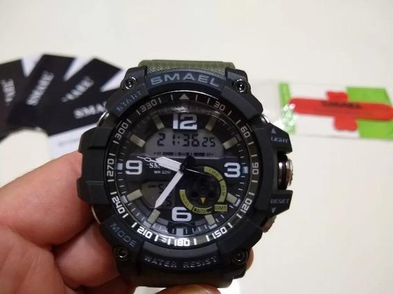 Relógio Smael Original Militar