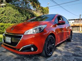 Peugeot 208 1.6 Allure Nuevo Estandar Unico Dueño No Agencia