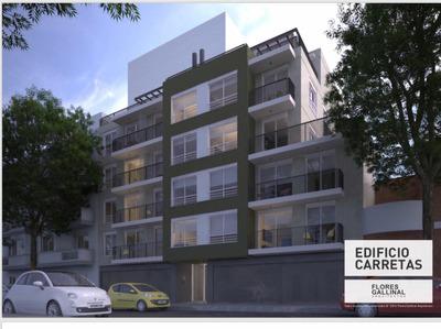 Estrena Ya Apartamento De 1 Dormitorio En Punta Carretas