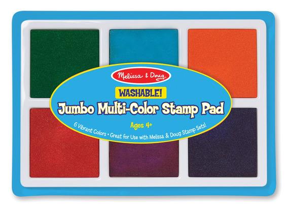 Almohadilla Estampada Multicolor Grande Melissa & Doug Co