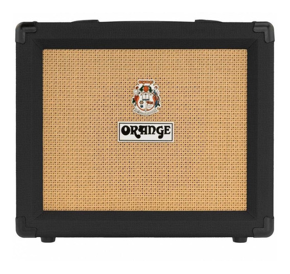 Amplificador Orange Crush Series 20 20W preto