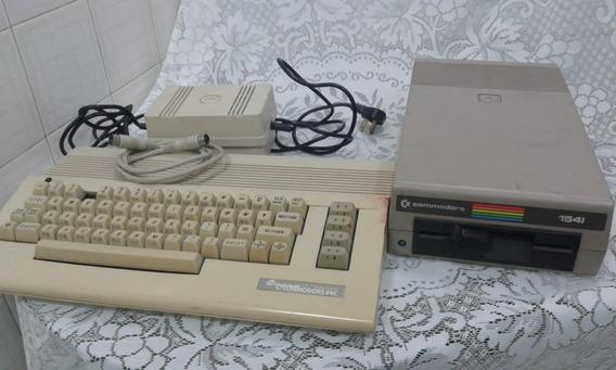 Computadora Drean Comodore 64