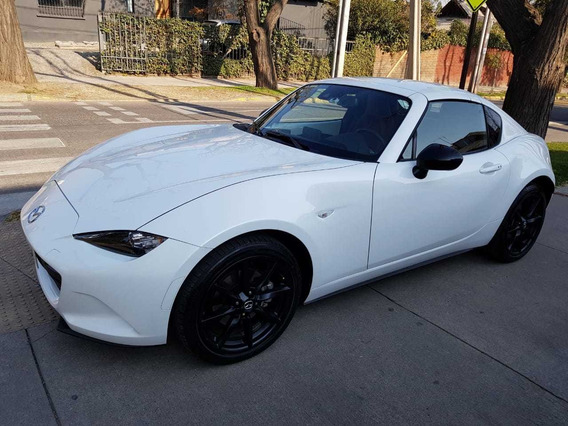 Mazda Mx-5 Rf Cabrio 2.0 At Convertible Mx5 - 2019