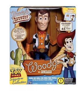 Woody Toy Story Original Signature Colection Muñeco Titanweb