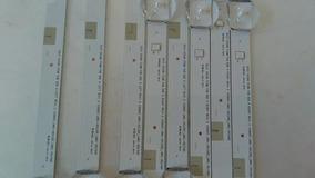 Kit 8 Barras De Led Samsung Un48j5200ag Un48j5200