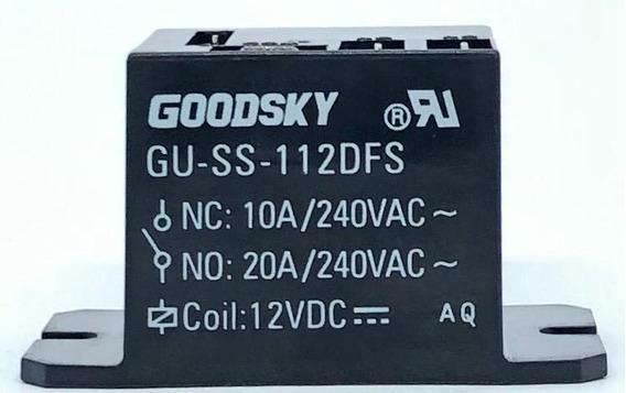 Rele Gu-ss-112dfs 12vdc Goodsky (guss112dfs)