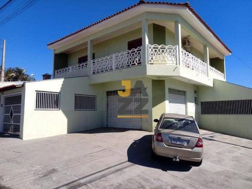 Casa Comercial/residencial À Venda, 233 M² Por R$ 640.000 - Parque Novo Mundo - Americana/sp - Ca12501